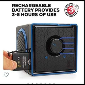 GOgroove Portable Speaker with USB Music Player